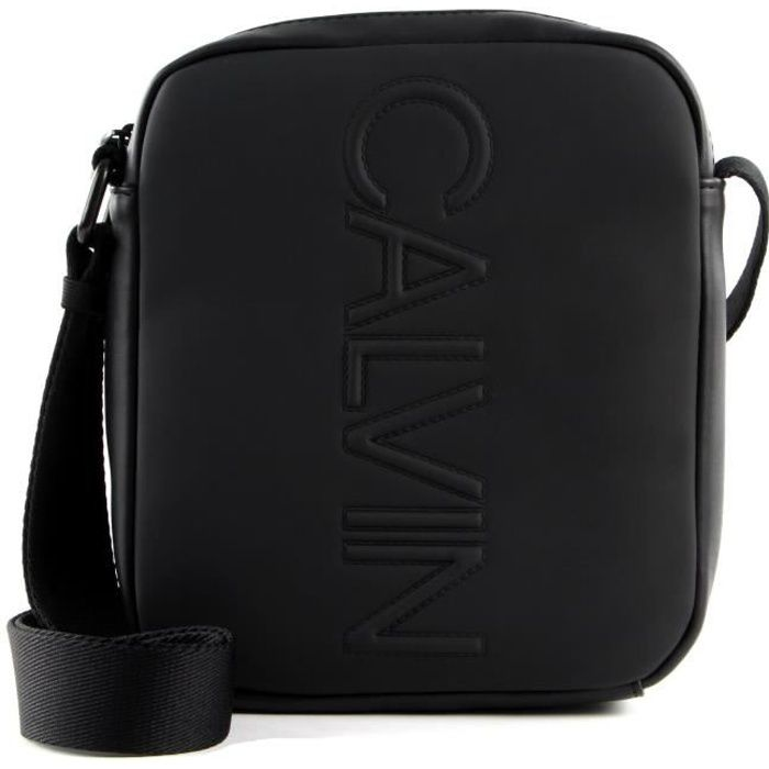 Calvin Klein Flat Pack Black [106437]