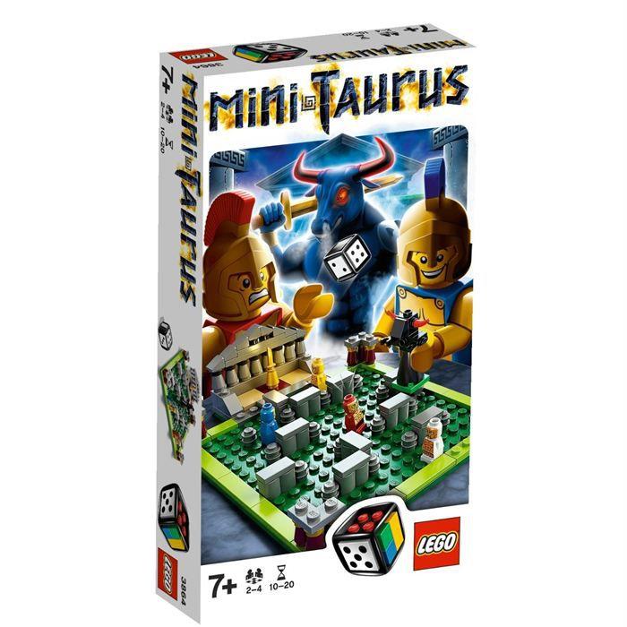 Lego Games - Mini-Taurus