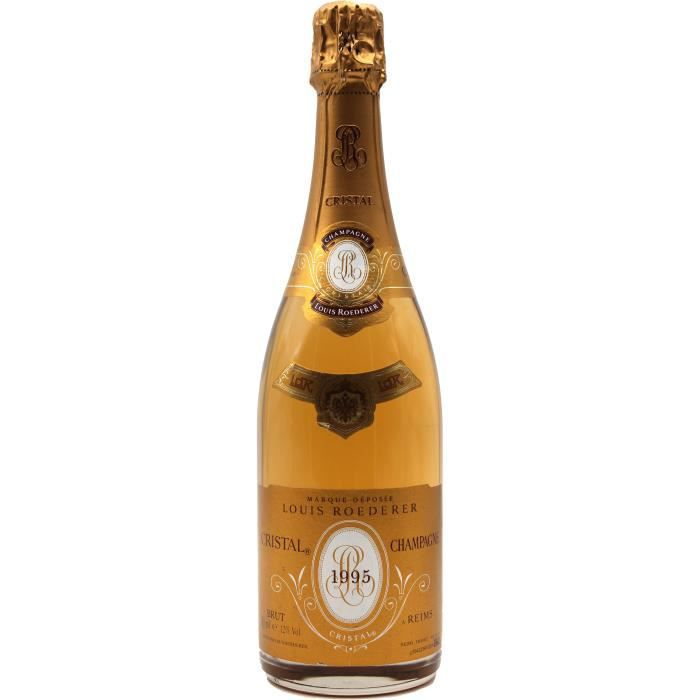 Champagne Cristal Louis Roed