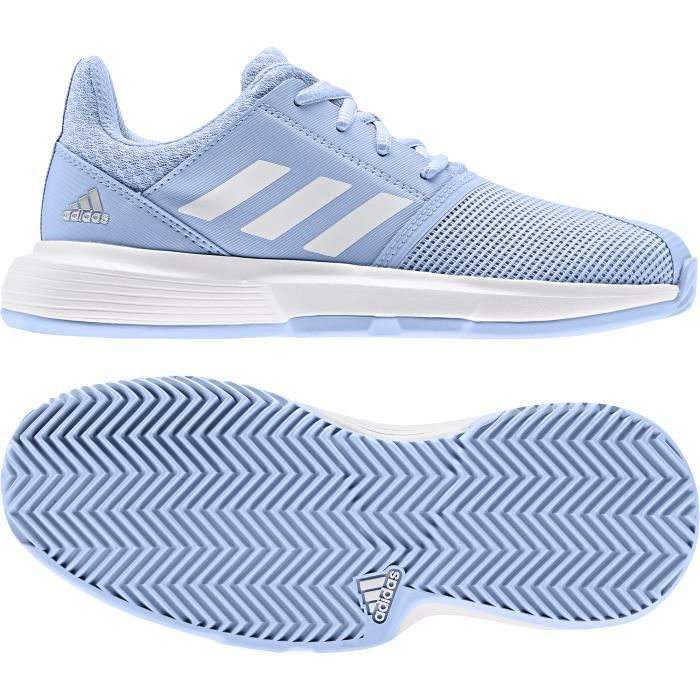 Chaussures de tennis junior adidas CourtJam