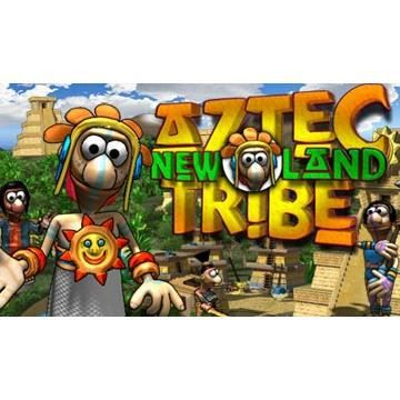 Aztec Tribe New Land