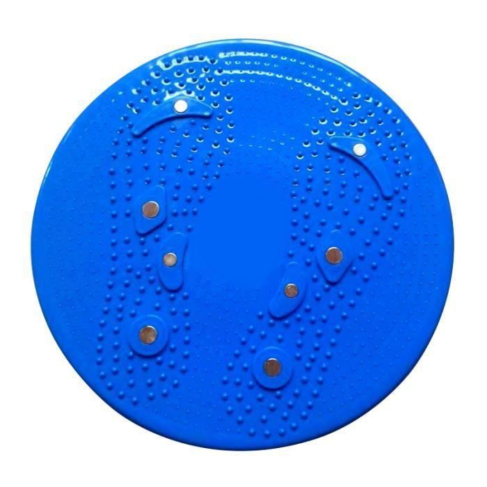 Twist Solde Balance Board Equipement de remise en forme pour corps domicile Exercice aérobique Plaque de massage magnétique