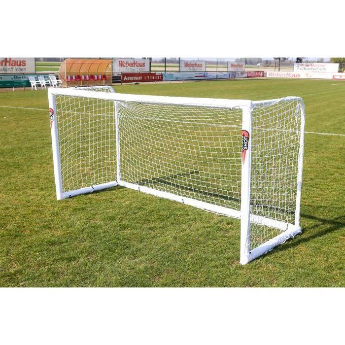 Netsportique But de Foot POWERSHOT® Pro 2,4 m x 1,2 m