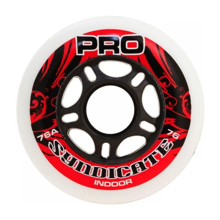 Syndicate roue pro soft 76a blanc [x1]-72