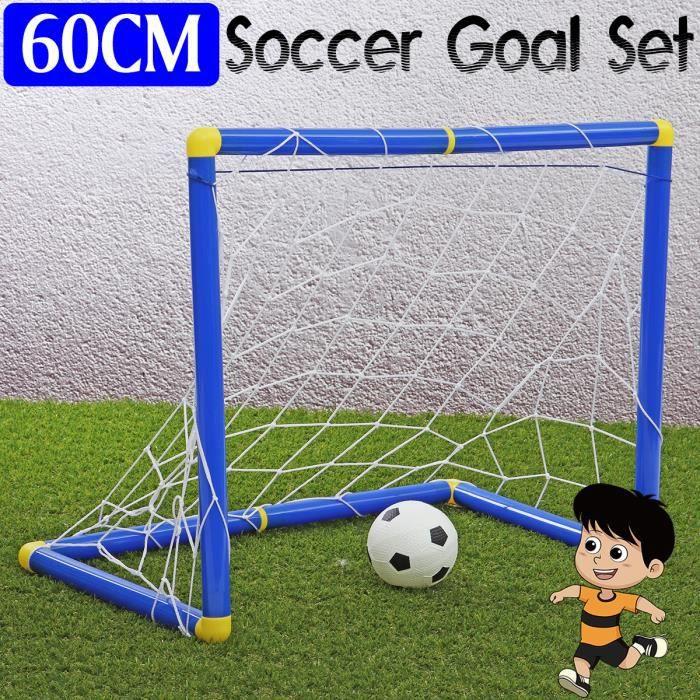 TEMPSA Set Mini But De Football Entrainement Jouet Pour Enfants