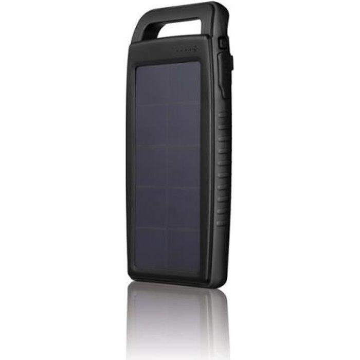 WE Batterie externe 10000 mAh 2 ports USB 1A et 2A - Sport