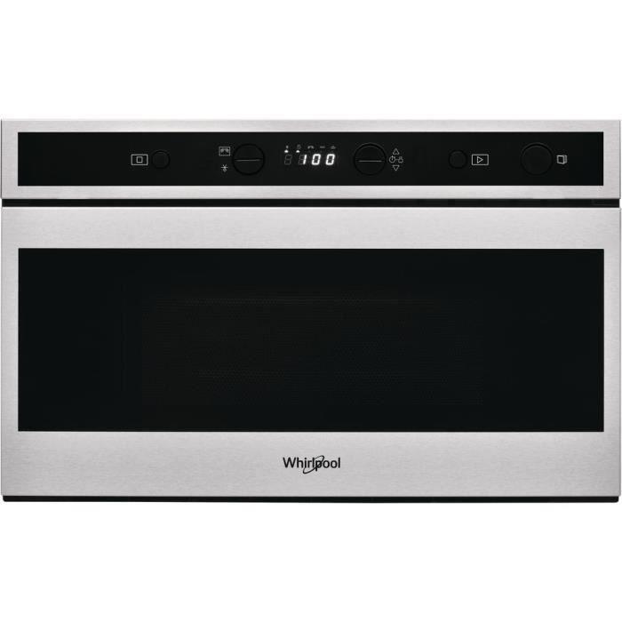Whirlpool W6 MN810, Intégré, 22 L, 750 W, Toucher, Acier inoxydable, 700 W