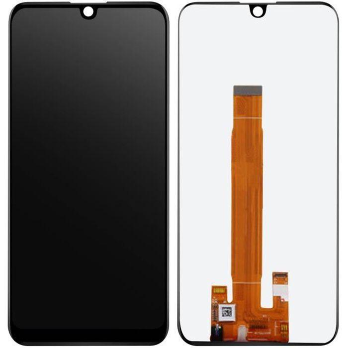 Bloc Complet Wiko View 3 Lite Écran LCD et vitre tactile Original Noir
