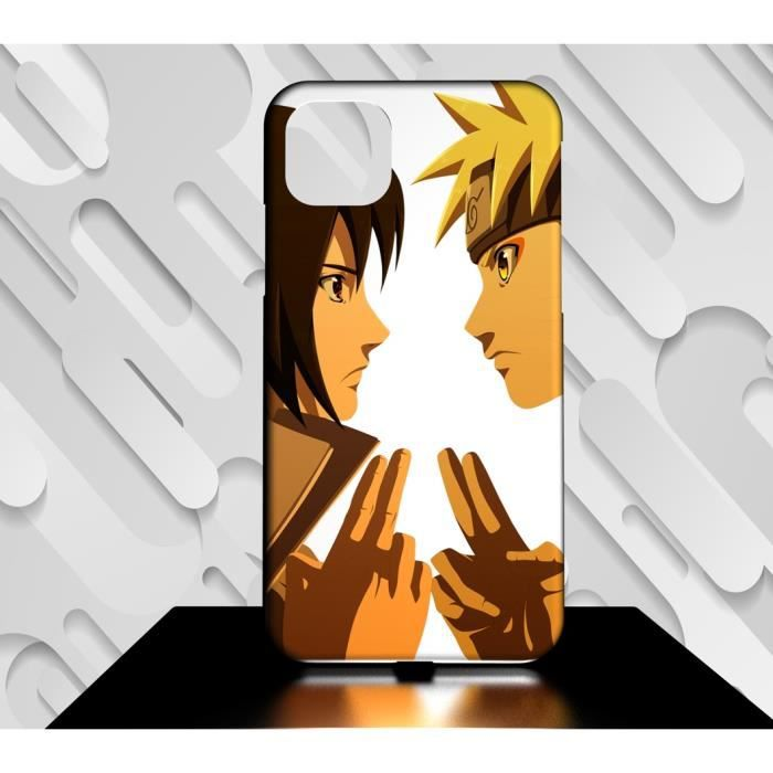 Coque compatible pour Iphone 11 MANGA NARUTO 09