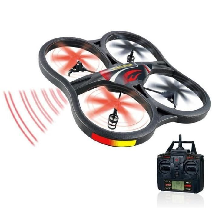 drone quadricoptere eagle 129 camera achat vente drone. Black Bedroom Furniture Sets. Home Design Ideas