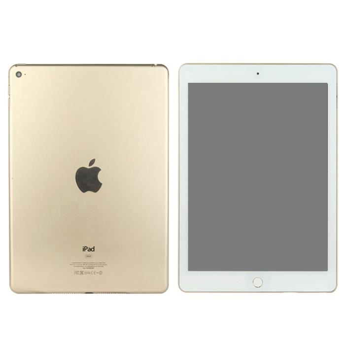 t l phone factice ipad air 2 gold achat telephone jouet pas cher avis et meilleur prix. Black Bedroom Furniture Sets. Home Design Ideas