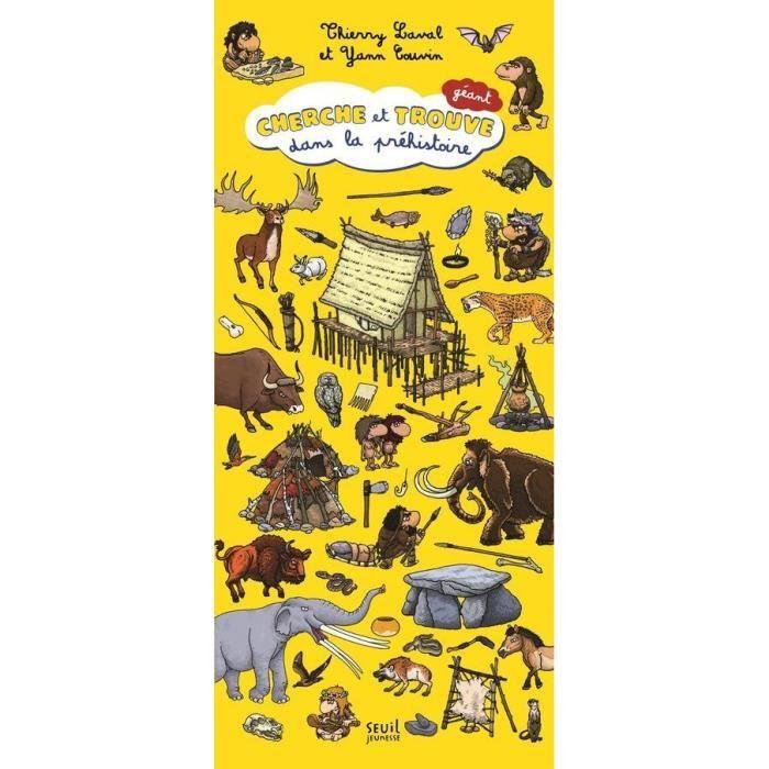 Livre Cherche Et Trouve Geant