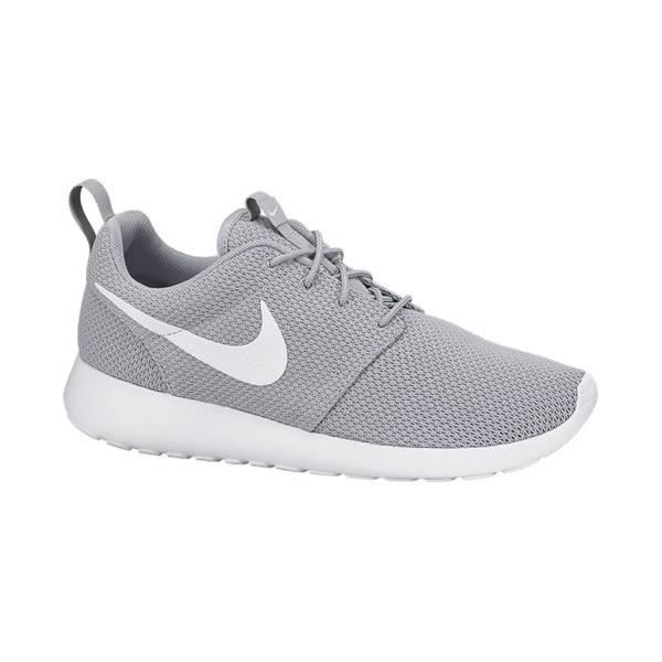 basket nike roshe run gris gris achat vente basket cdiscount. Black Bedroom Furniture Sets. Home Design Ideas