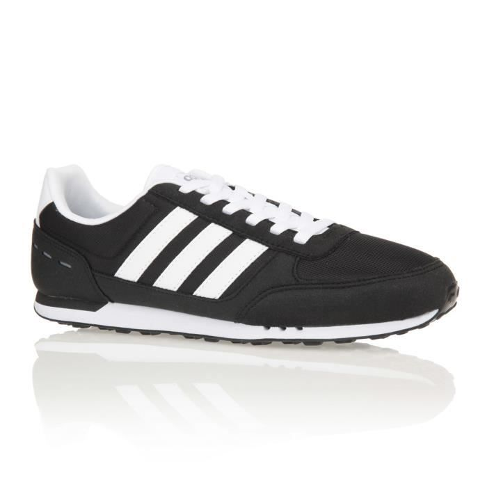 adidas Neo City Racer Hommes Hommes Hommes Courir Baskets Chaussures Gris 95 3d6ab5