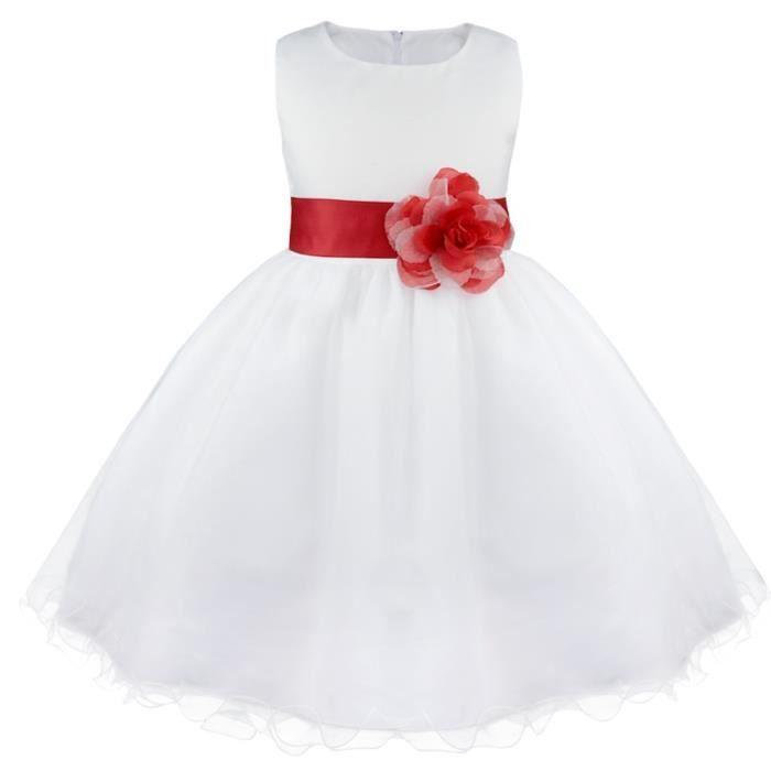 Robe de cérémonie - Princess filles- De 2