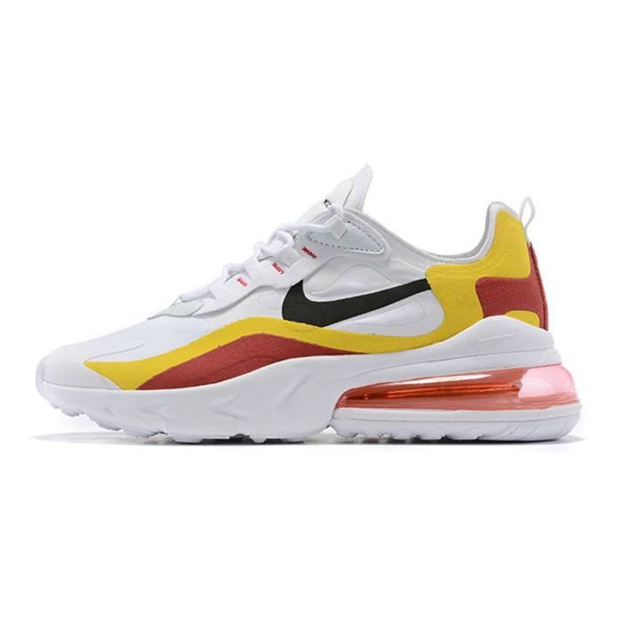 air max 270 noir rouge jaune