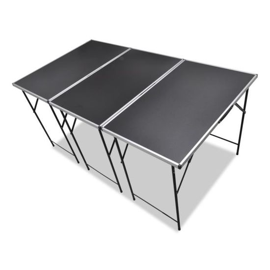 Tapissier Peu Encombrant Léger 3pcs Table Design Pliant À Pratique iOuXTkPZ