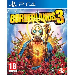 JEU PS4 Borderlands 3 Jeu PS4