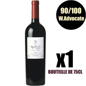 VIN ROUGE X1 Aurus 2005 75 cl Allende AOC Rioja Vin Rouge