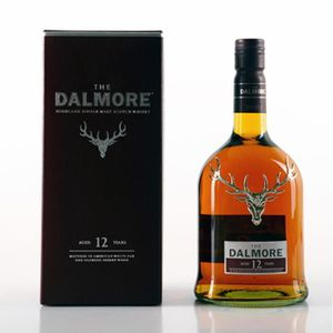 WHISKY BOURBON SCOTCH Spiritueux - Whisky Dalmore 12 ans