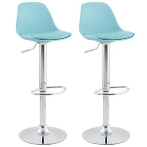 lot tabouret bar bleu achat vente lot tabouret bar bleu pas cher les soldes sur cdiscount. Black Bedroom Furniture Sets. Home Design Ideas