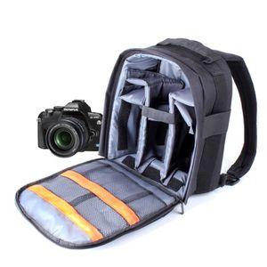 SAC PHOTO Sac à dos noir pour Olympus OM-D EM-1, OM-DE-M5/M1