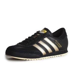 Achat basket Beckenbauer Originals Vente Noir Adidas 6Ibf7gmvYy