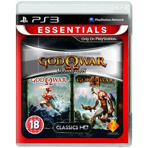 JEU PS3 God Of War Collection  Essentials (Playstation 3)