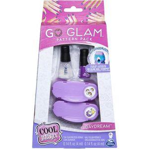 JEU DE MAQUILLAGE COOL MAKER Go Glam Nail Stamper - Grandes recharge