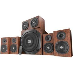 ENCEINTES ORDINATEUR TRUST Vigor 5.1 Surround PC - Speaker enceinte PC