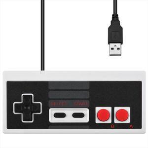 MANETTE JEUX VIDÉO Manette Nintendo NES à branchement USB TOMEE PC ou