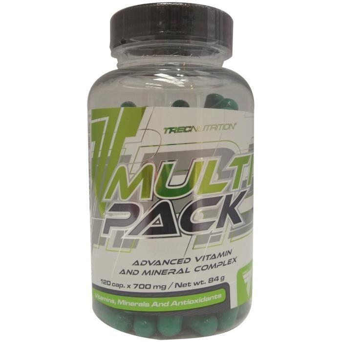 Multi-vitamines Trec Nutrition 5 Whey 100 Protéine de Lactosérum Saveur Cerise-Chocolat - Lot de 2 773378