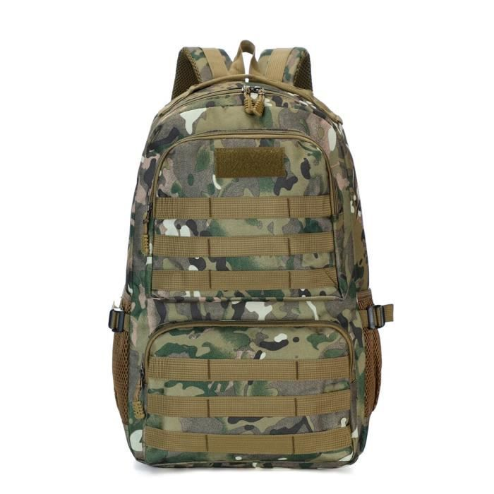 Sac à dos militaire tactique de haute qualité 35l, accessoire de Camouflage pour escalade, Camping, randonnée, [A4D0872]