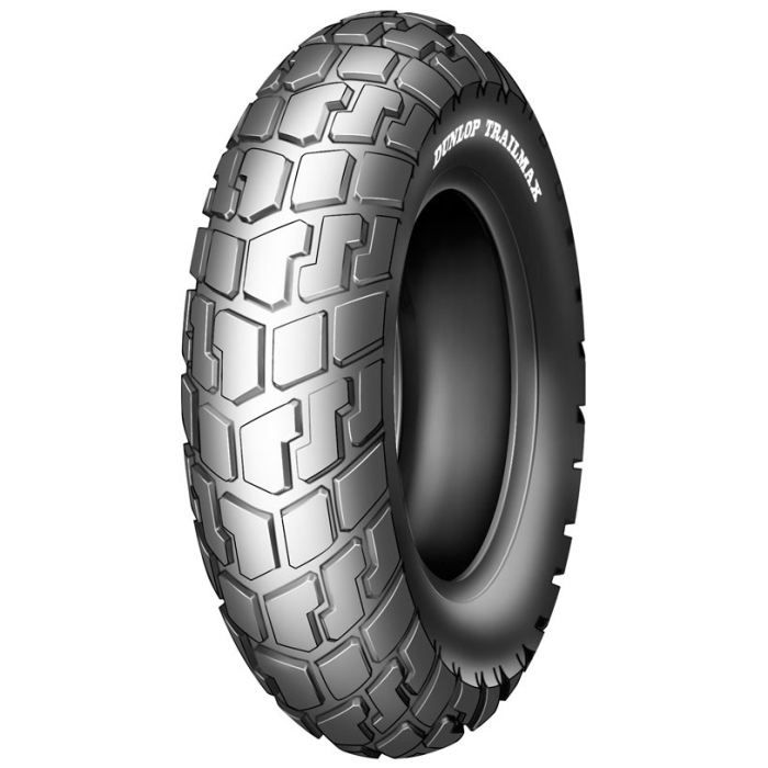 DUNLOP 100/9019 57T TrailMax Pneu Moto Trail