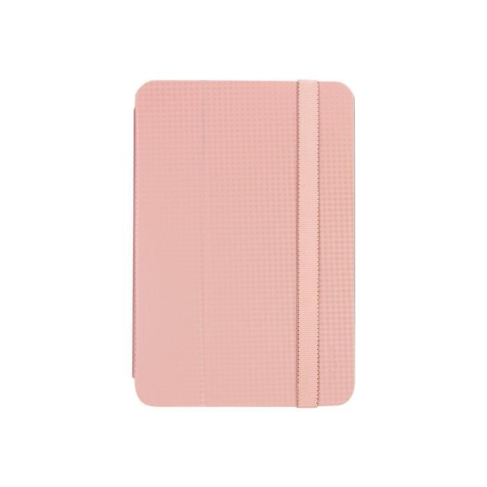 TARGUS Ipad Tablet Case - Rose doré - Click-In Ipad Mini 4,3,2&1
