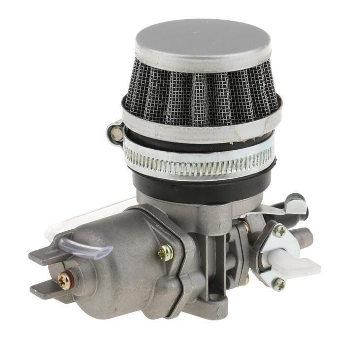 PIECE DETACHEE DE COMPRESSEUR Kit de filtre à air de carburateur 1 pièce