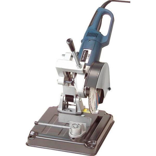Station de coupe pour scie circulaire à deux mains 180/230 mm