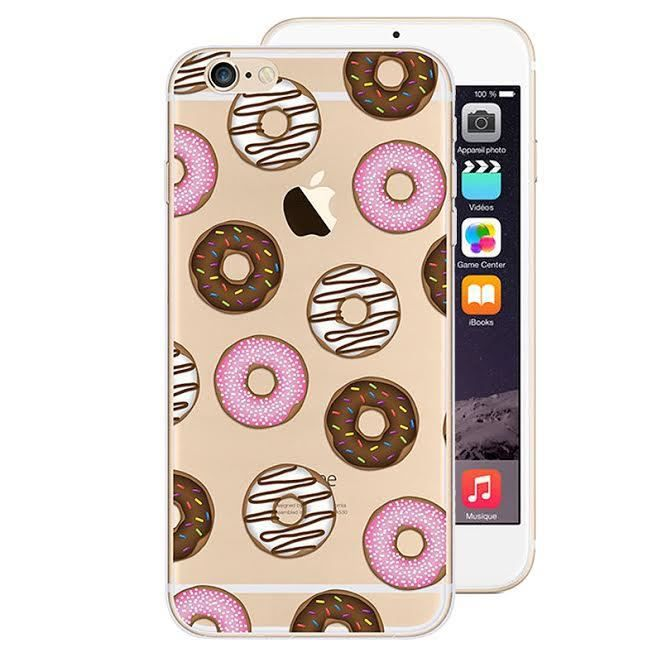 coque de iphone 6 donut