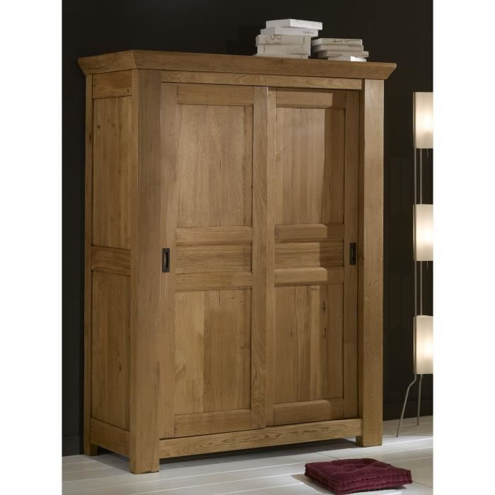 Armoire collection montreal l 159cm achat vente for Meuble francais montreal