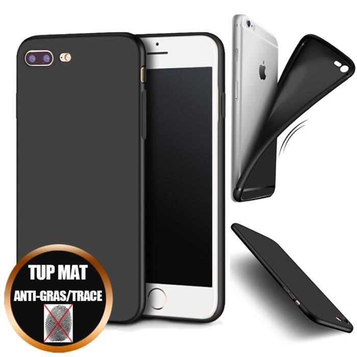 Coque iPhone 7 Plus Silicone Gel Anti choc Ultra S