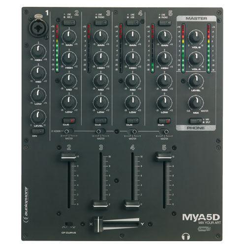 TABLE DE MIXAGE Audiophony MYA 5D