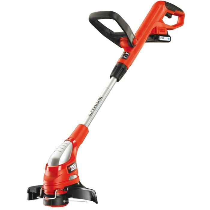 black & decker coupe-bordure sans fil 18v - achat / vente coupe
