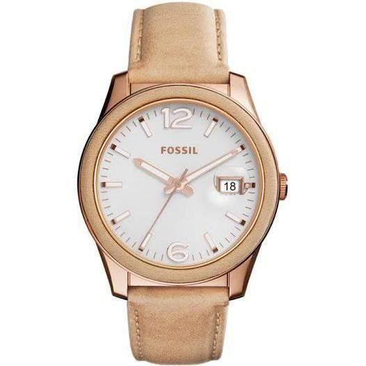 Montre Bracelet Sable Couleur Fossil Es3732 Dame Perfect Boyfriend ym80vNnwO