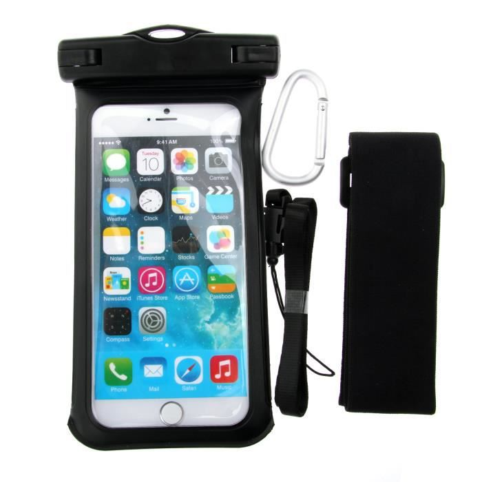 Moonmini housse etui sac tanche waterproof imperm able for Housse etanche pour iphone