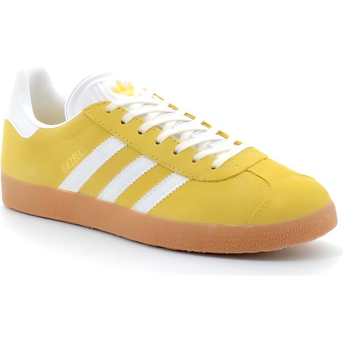 adidas gazelle rouge jaune