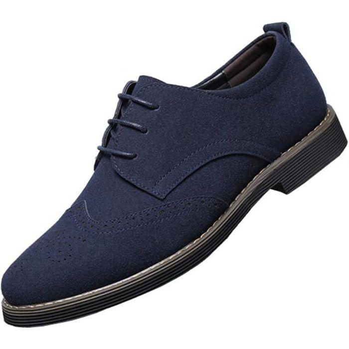 Homme à Lacets Chaussures De Loisirs en Tan
