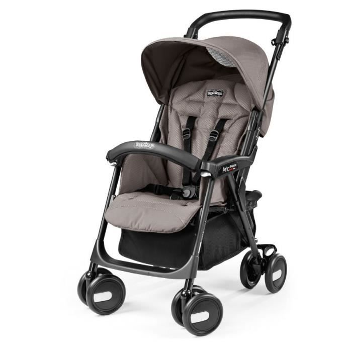 peg perego poussette canne aria bloom beige achat vente poussette 8005475367865 soldes. Black Bedroom Furniture Sets. Home Design Ideas