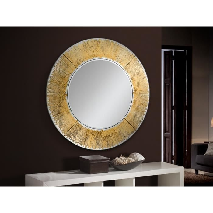 miroir rond design achat vente miroir rond design pas. Black Bedroom Furniture Sets. Home Design Ideas
