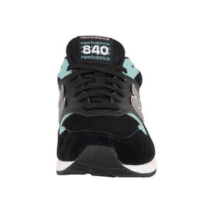 huge discount a369c 7e2ff ... Noir  BASKET New Balance Homme 840 90 s Mix Trainers, ...