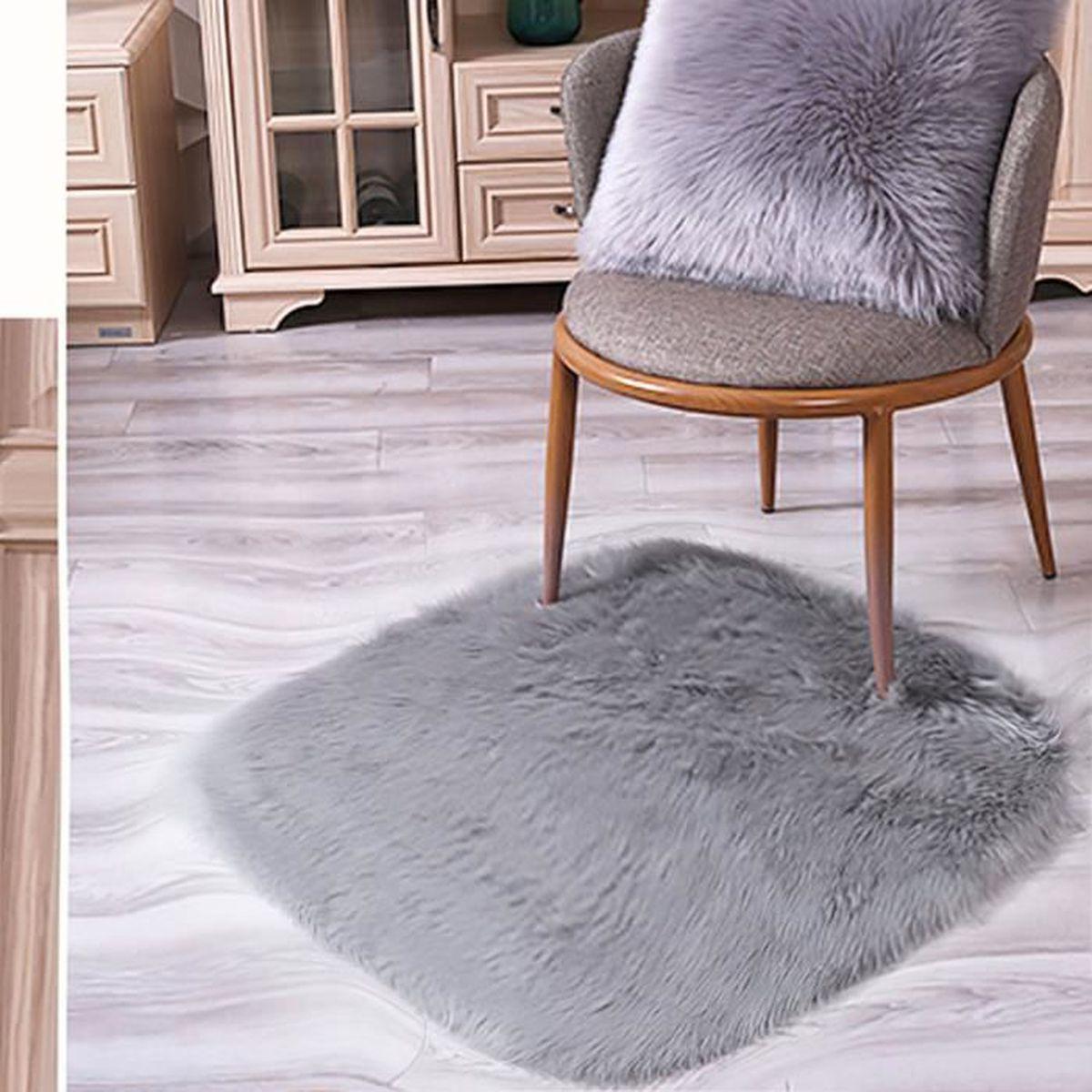 Tapis Chambre Bébé Mixte 45 x 45cm tapis salon carpet tapis chambre enfant adulte